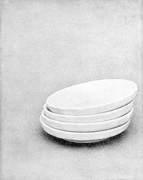 White Vessel